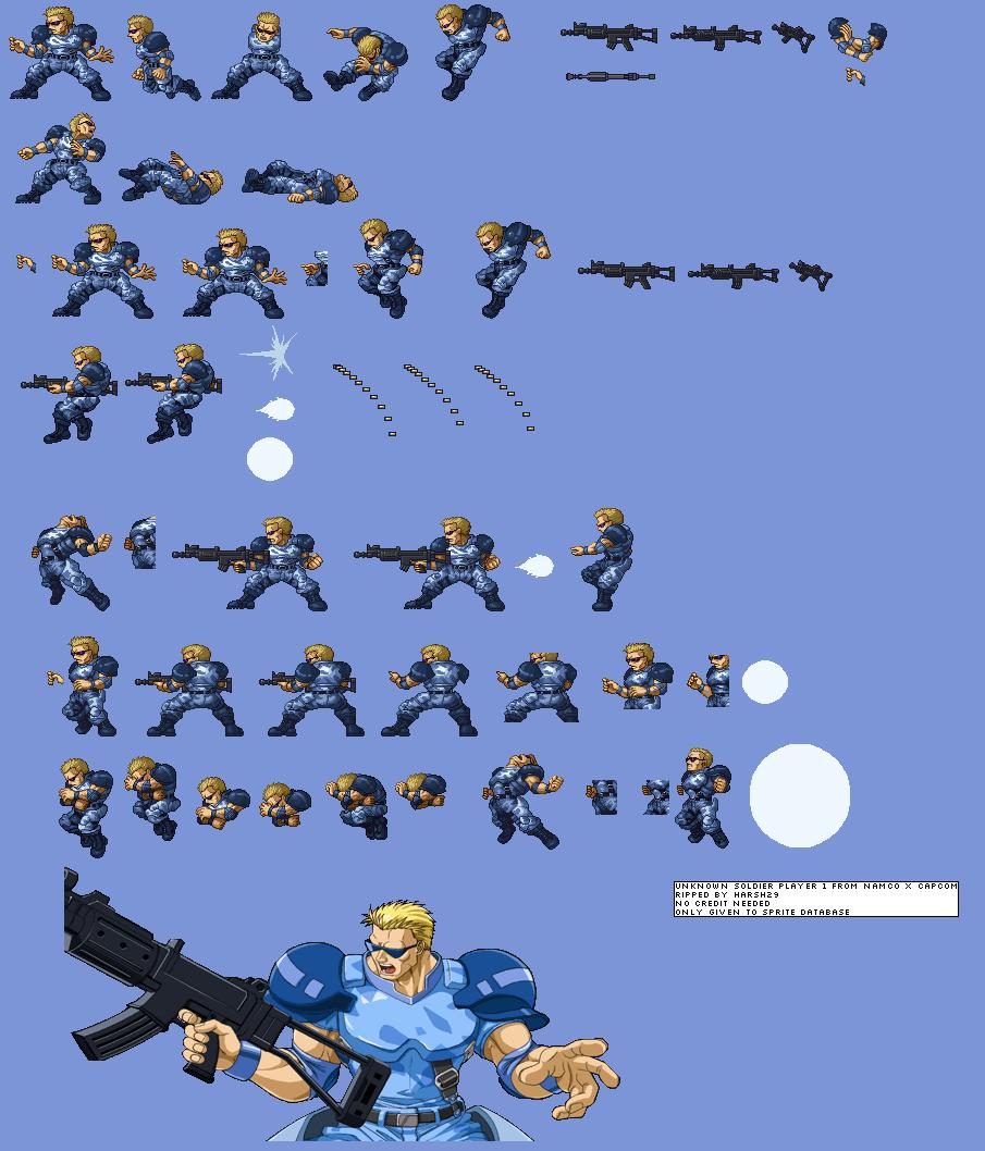 [résolu]Recherche Battler de soldat (assez spécial) UnknownP1
